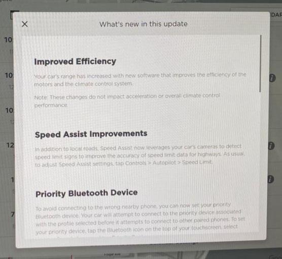 Tesla update 2020.40.8